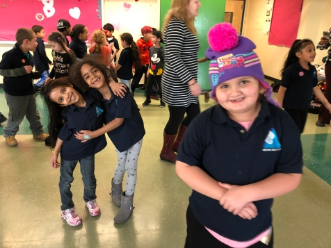 First Graders Celebrate Respect For All Week Bronx Delta School